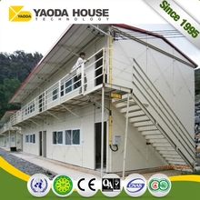 Alibaba China Fast Building Modular 2 Story Manufactured Homes