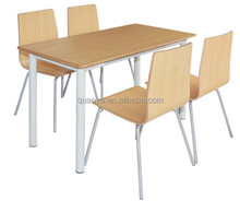 Fast food tables and chairs,dining room table and chairs