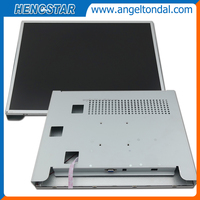 Industrial Control, Flush mounted Monitor with Narrow Bezel design