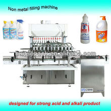 Alibaba supplier wholesales acid filling machine polyurethane foam filling machine