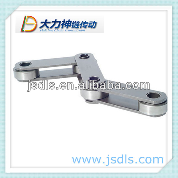stainless steel hollow pin conveyor roller chain