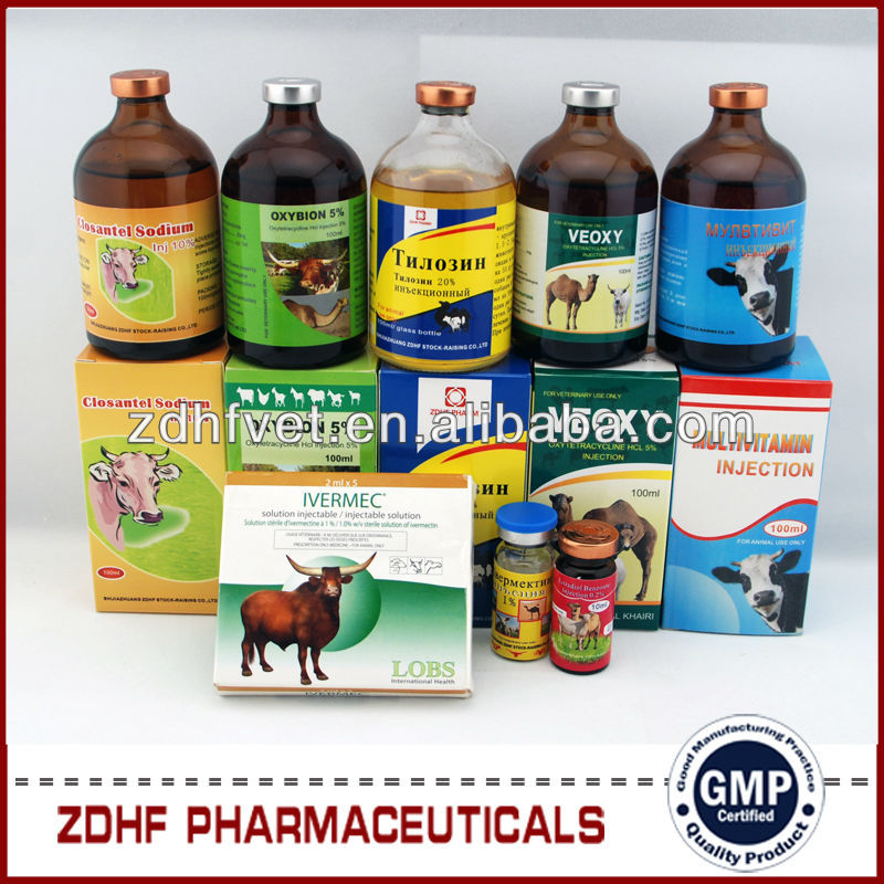 animal use antibacterial veterinary drug of pig medicine Lincomycin hydrochloride injection 10%