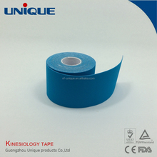 custom electrostatic pain relife patch kinesiology tape therapy