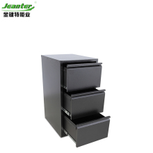 top quality four drawers steel movable cabinet pedestal cabinet filing cabinet