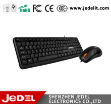 Best Ergonomic 2.4GHz Wired Laptop Keyboard Mouse,Wholesale Keyboard Mouse Combo Electronic stocklot