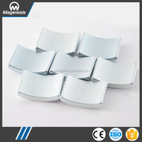 China supplier competitive custom tile ferrite magnet