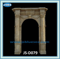 Cheap Custom-made Hand Carved Marble Door Jamb