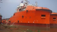 6000 HP Anchor Handling Tug Supply Vessel