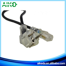 2015 new product good material electrical plugs in europe