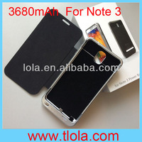New Back Up Battery for Samsung Note 3 Note III External Power Bank