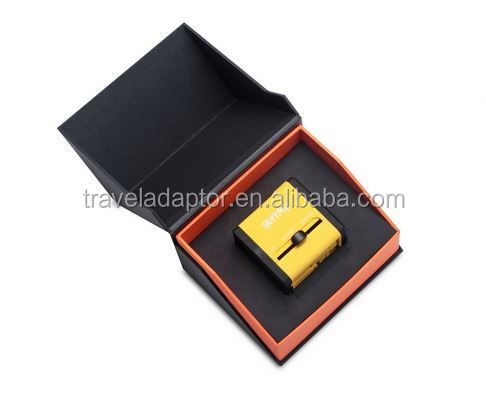 2014 New Idea Gift Items , gifts for men items watches2012 best selling universal plug adapter for sale (MPC-N4)