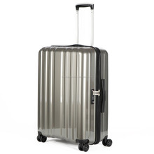 light lady luggage set , hard buy large suitcase