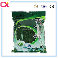 Custom printing chinese tea/loose tea/tea leaf pacakging bag with zipper