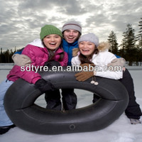 36 45 28 inch winter sports snow tubes and water sports swimming tubes