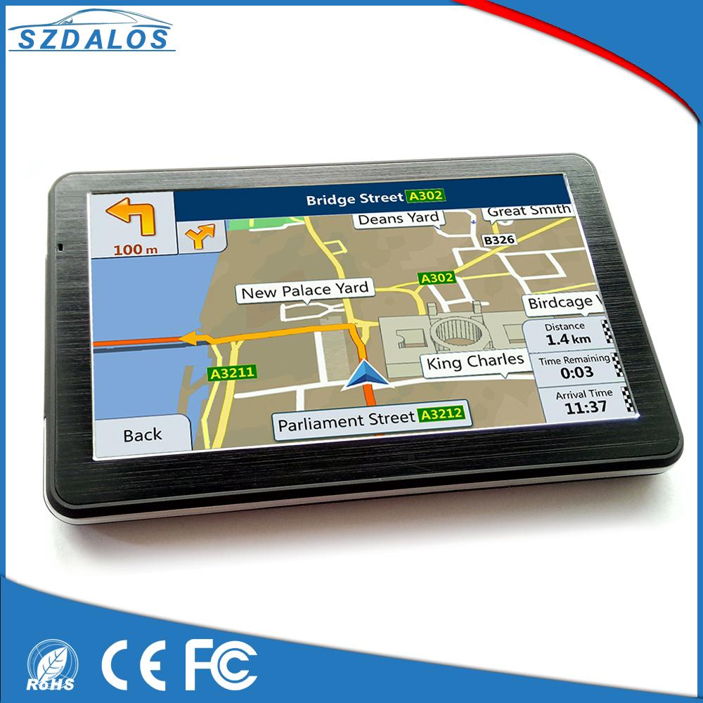 Car Gps System Product : Full function gps bluetooth av in fm inch car quot