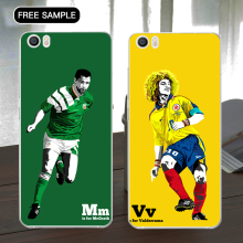 free sample Fashion Football phone case for xiaomi redmi note soccer Design 3D phone case L/C payment