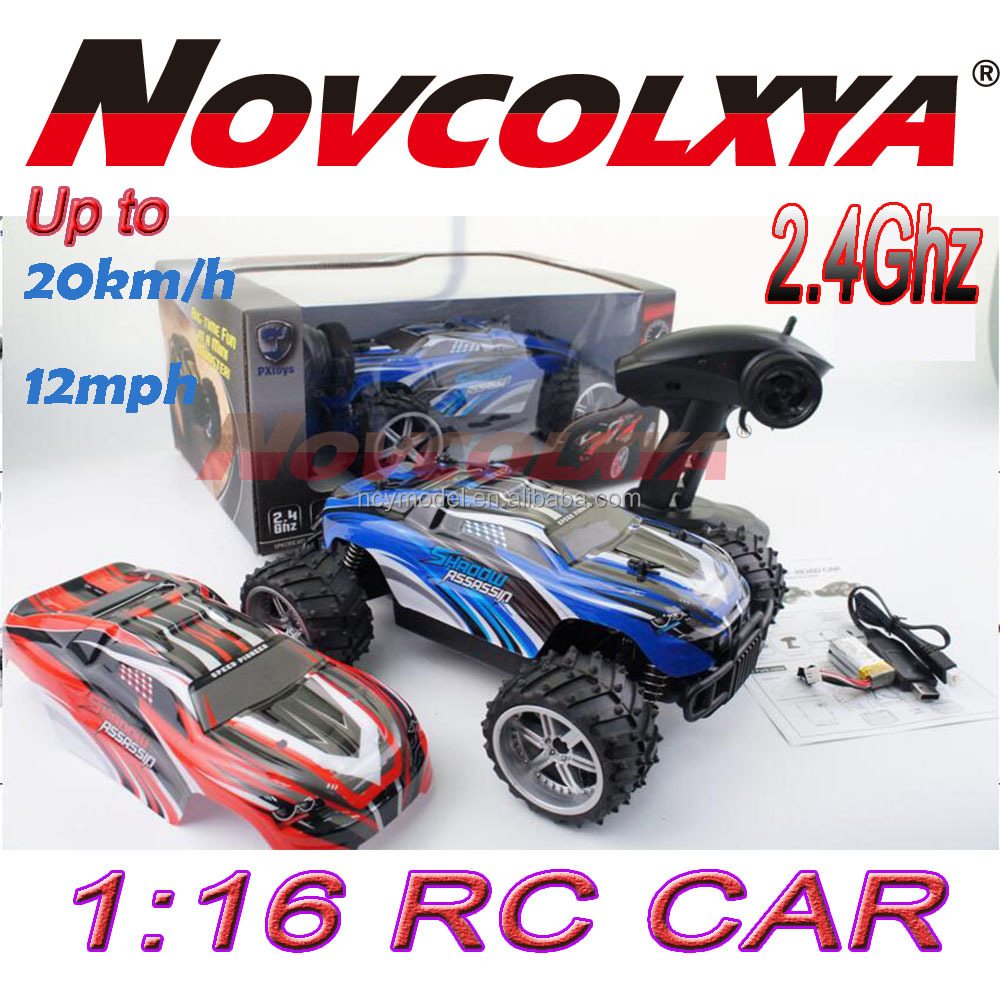 1:16 Scale Rc Trucks Electrical Supply RC Model Toys Car For Big Kids Play China Supply 2016 New Toys