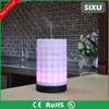 2017 new style Ultrasonic Ceramic humidifier electric essential oil aorma diffuser