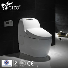 chinede girl toilet movable and massage wash Intelligent toilet