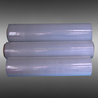 Hot selling high performance cast good retraction rate pallet Jumbo Roll stretch film