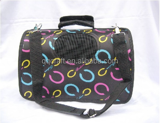 QQ04 New design dog carrier purse & dog bag carrier & clothes carrier dog