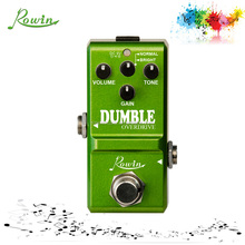 Rowin gumble overdrive effect pedals