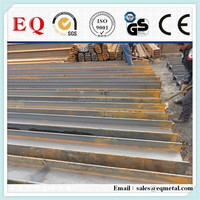 Steel structure fabrication I beam standard I beam sizes thick I beams