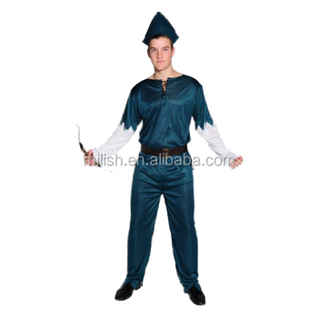 Party masquerade adult Robin Hood costume for halloween MAB-39