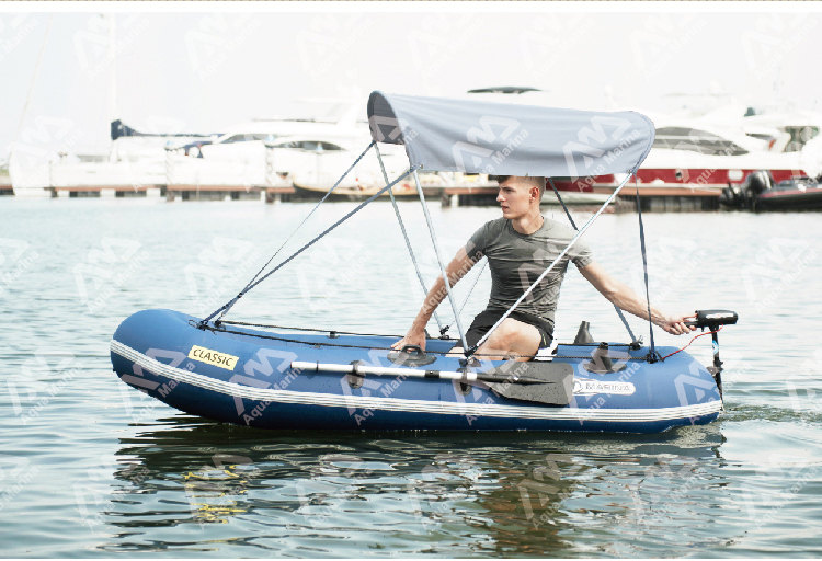 Professional lightweight inflatable fishing boat for for Portable fishing boat