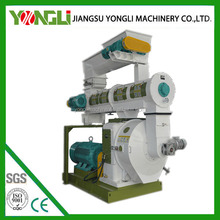 Low cost electric generator pellet making machine wood