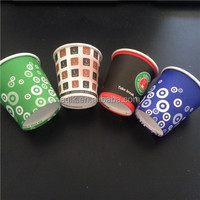 Promotional Paper Cups, Food Grade Paper Cups, Disposable Logo Printed Paper Cups