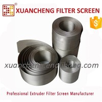 Auto Screen filter band