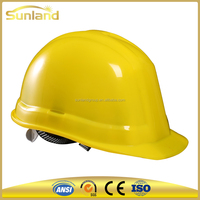 EN397 Certificate HDPE Material hard hat Construction Work Safety Helmet