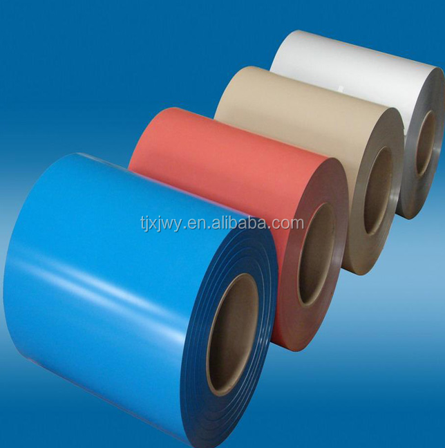 Shandong factory PPGI Coils, Color Coated Steel Coil, Prepainted Galvanized Steel Coil Z275/Metal Roofing