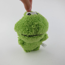 Bamboo Frog Dog Toy