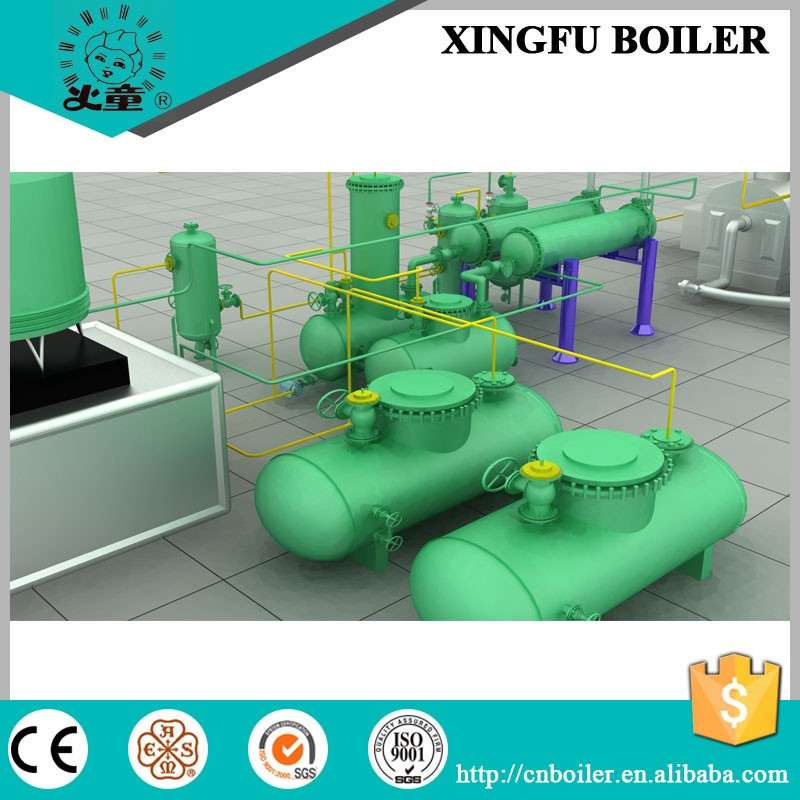 2016 Best Sale Waste Engine Oil Continuous Oil Distillation Equipment Manufaction