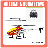 Wholesale outdoor toy 2.4g 3.5channel propel rc helicopter