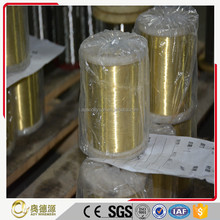 Made in China cheap selling 1mm enameled brass copper wire