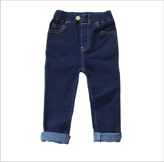 Custom Denim Jacket Factory For Child Life Jacket