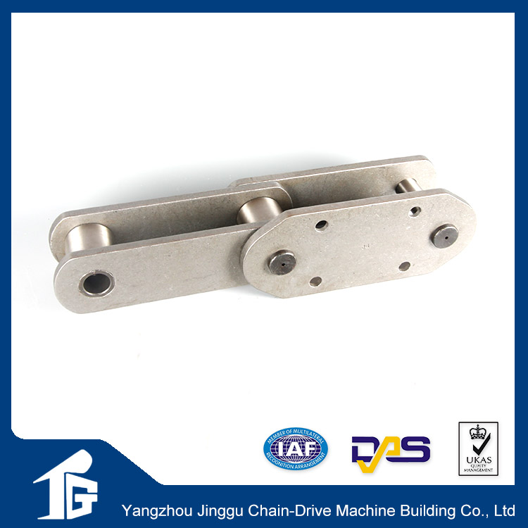 Conveyor sprockets and double pitch conveyor chain
