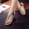 HFJH413 Summer Fashion Latest Ladies Flat