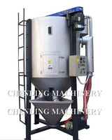 CHENDING 2 Ton Automatic Plastic Color Mixer Vertical Plastic Colour Mixer