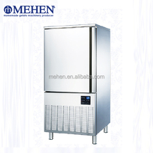 CE Approved kitchen equipment large capacity industrial blast freezers