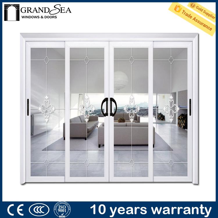 Luxury aluminum sliding patio glass doors for sale buy for Sliding glass doors for sale