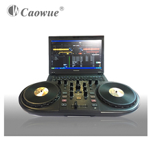 New generation dj music mixer controller mini audio mixer with usb