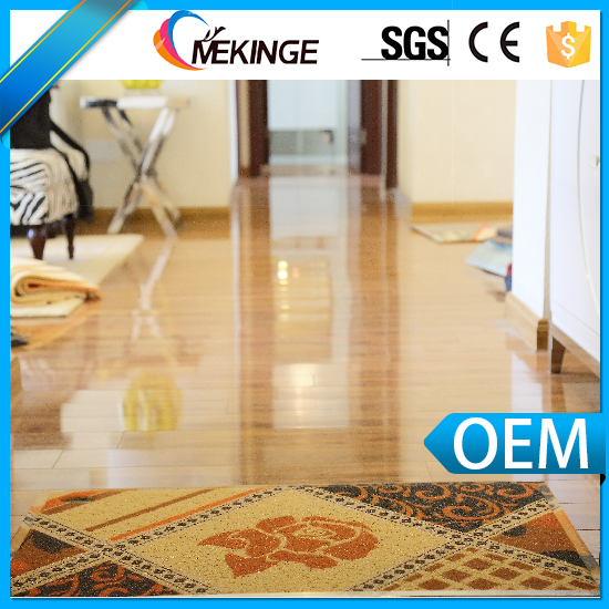 Wholesale eco-friendly eva foam mat/door mat/pvc floor mat roll