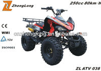 2015 new design cheap 250cc atv for sale