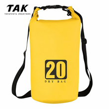 Canoeing Rafting Swimming Backpack PVC Tarpaulin Waterproof Dry Bag