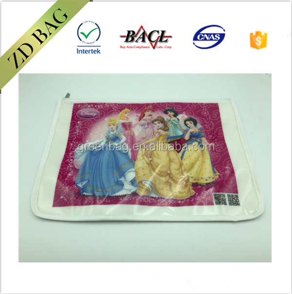 Best sale Alibaba China Supplier Fashion Pvc coated cotton shopping bag /tote bag