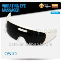 Magnetic and vibrating eye care massager with CE&RoHS(GOLD SUPPLIER)